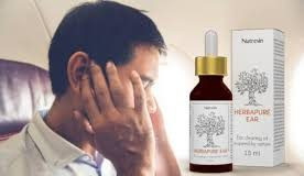 Nutresin Herbapure Ear - opiniões - testemunhos - farmacia